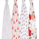 Aden + Anais Swaddle 4-pack Picked for You