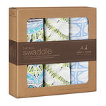 Aden + Anais Bamboo Swaddle 3-pack Wild One