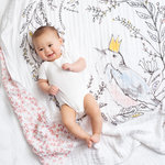 Aden + Anais Dream Blanket Birdsong