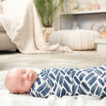 Aden + Anais Bamboo Swaddle 3-pack Seaport