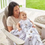 Aden + Anais Swaddle 4-pack Jungle_