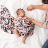 Aden + Anais Swaddle 3-pack Pacific Paradise_