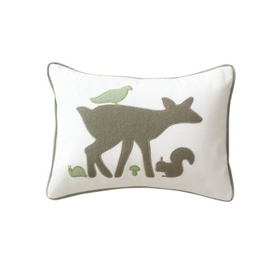 Dwellstudio Sierkussen Boudoir Pillow Woodland Tumble