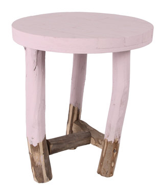 Stapelgoed Tripod Stool Violet